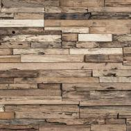 Weekend Diy Project Recycled Wood Wall Feature Renoguide