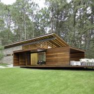 Weekend Home Mexico Has Contemporary Design