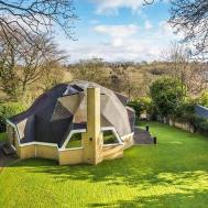 Welcome Dome House Geodesic Family Home Kent