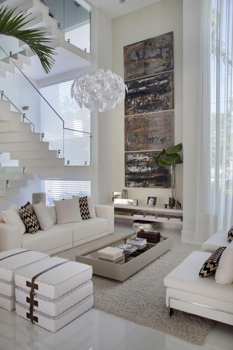 White Interior Designs Inspiration Ideas