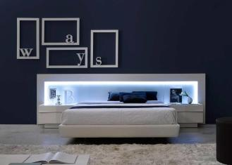 White Modern Bedroom Furniture Home