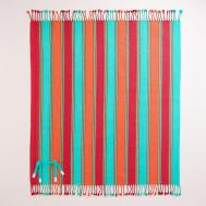 Wide Stripe Picnic Blanket World Market