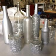 Wine Bottle Centerpieces Compliments Every Event