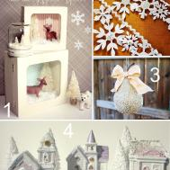 Winter Wonderland Craft Projects Scrap Shoppe