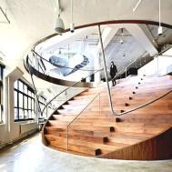 Wonderful Modern Office Interior Design Industrial