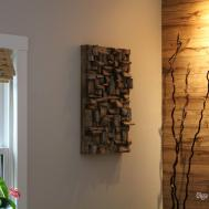 Wood Interior Design Eccentricity
