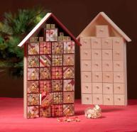 Wooden Advent Calendars Drawers Calendar Template 2016