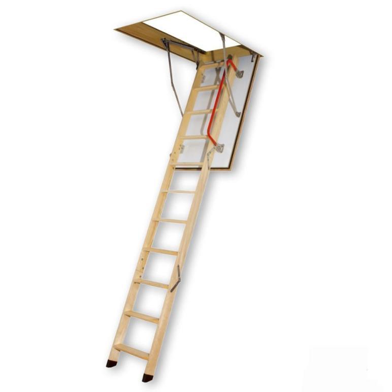 Wooden Fire Rated Attic Ladder Garage Organization Experts