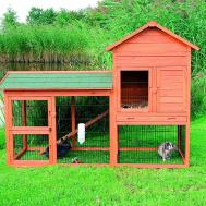 Woodworking Cheap Homemade Outdoor Rabbit Cage Plans Pdf