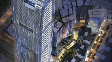 World Tallest Regis Hotel Opens Shenzhen