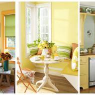 Yellow Decor Decorating