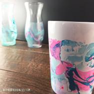 Your Freaking Self Diy Watercolor Coffee Mug