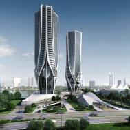 Zaha Hadid Inhabitat Green Design Innovation