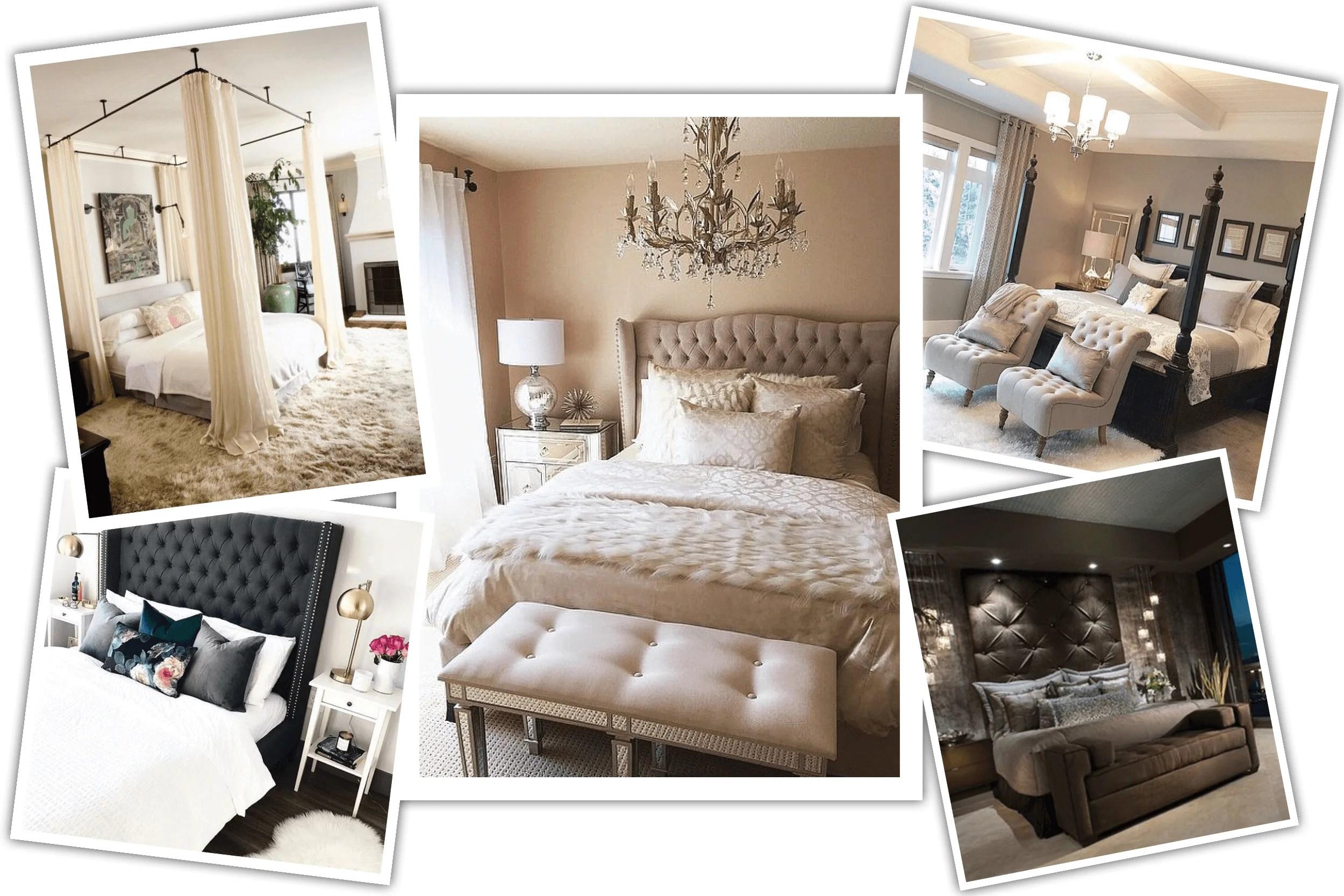 romantic bedroom online interior design