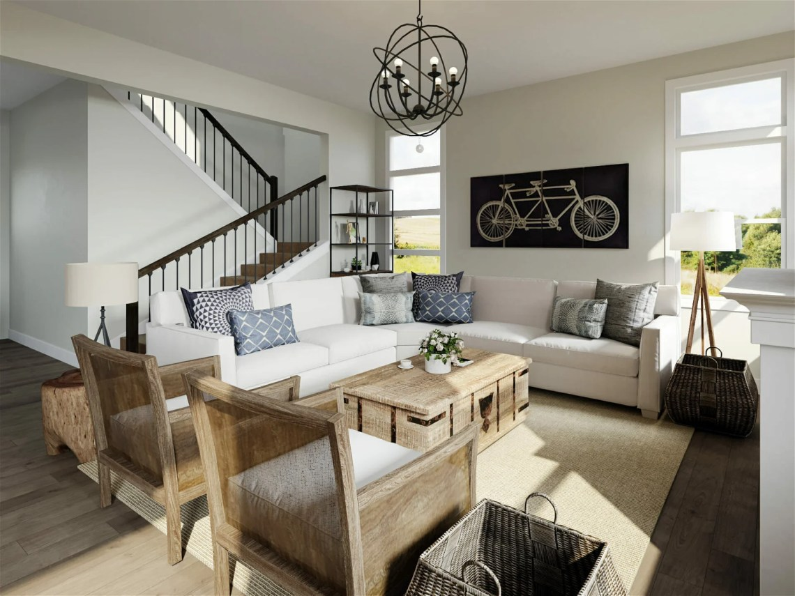 Farmhouse Interior Design: What You Need To Know To ...
