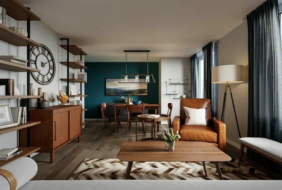 mid century interior design 7 tips for