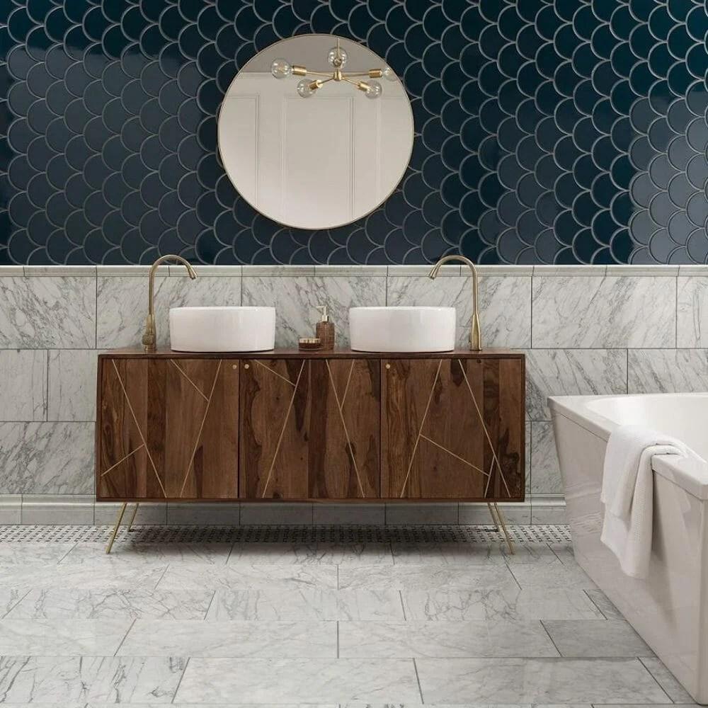 happy home biz 20 bathroom tile ideas