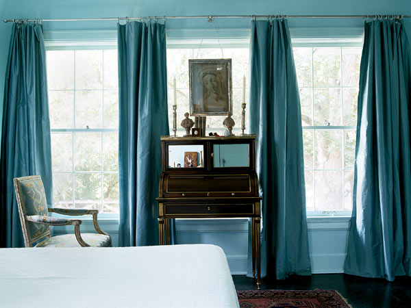 green and brown living room curtains. turquoise curtains,