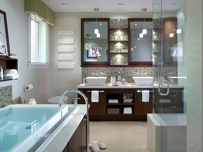 Candace Olson Bathrooms