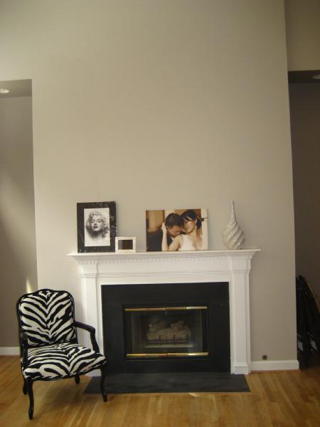Living Room Brown Dark Set
