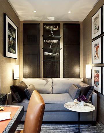 Decorating A Small Den In Es Home Design Ideas