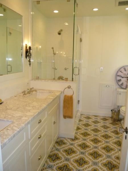 Bathroom Benjamin Moore Linen White
