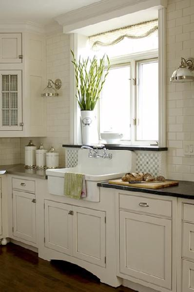 Ceiling Height Tile Traditional Kitchen House Amp Home