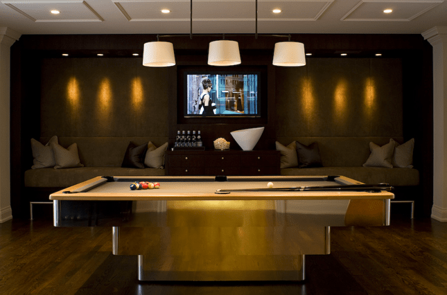 It All Depends On Your Creativity And Home Decor Check Out The Following 30 Billiard Table Ideas Find Most Appropriate Inspiration