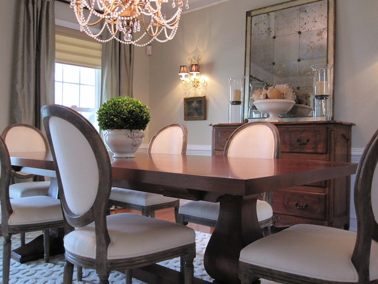 French Dining Table French Dining Room Benjamin