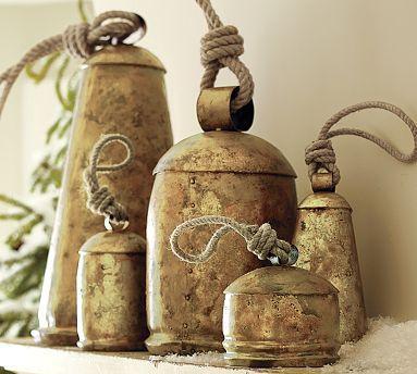 Decorative Bells Pottery Barn