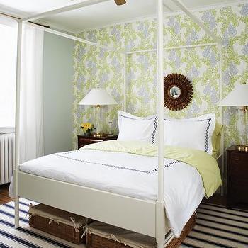 ikea edland four poster bed design ideas