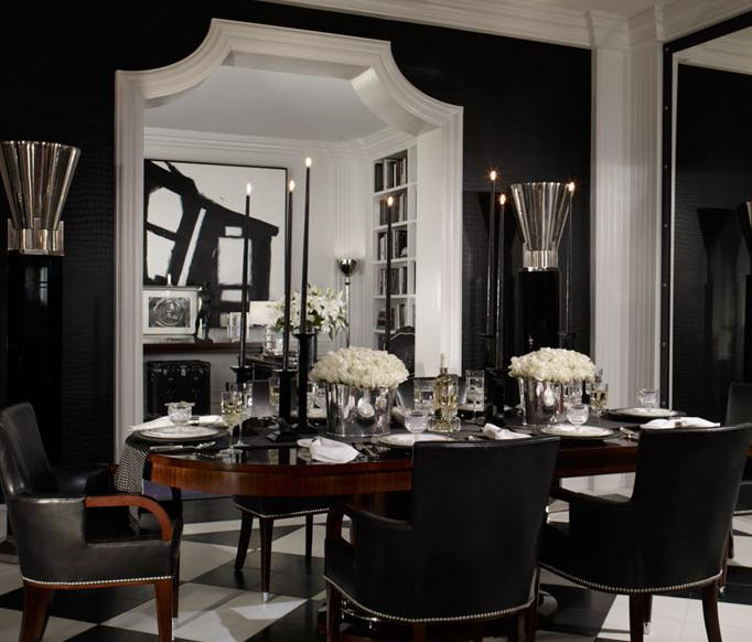 Dining Room Mirror Design Ideas