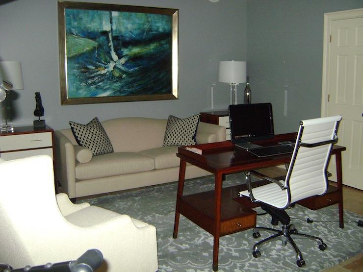 Living Room Benjamin Moore Wolf Grey