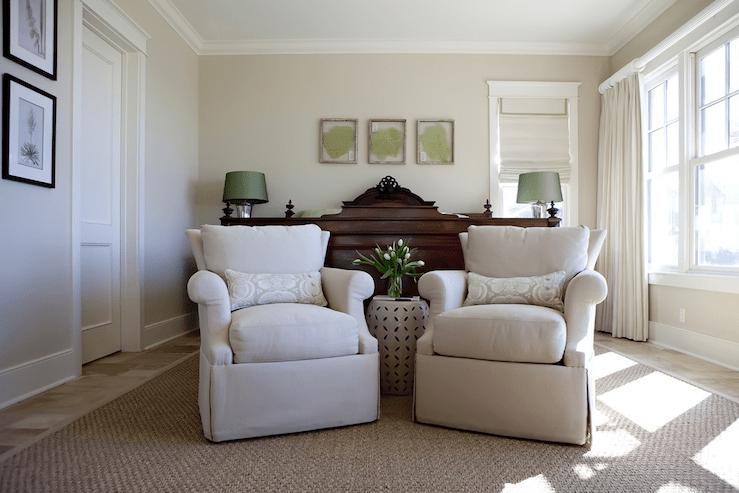 Bedroom Chairs Cottage Bedroom Urban Grace Interiors