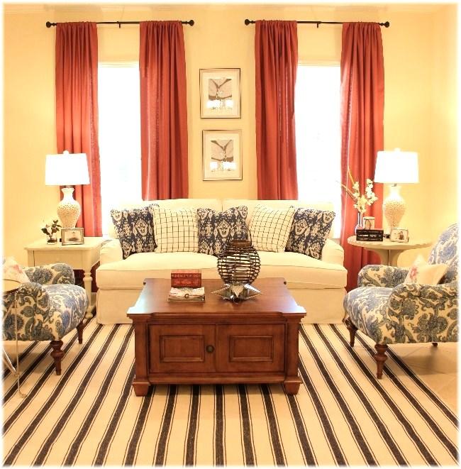 Living Room Benjamin Moore Monroe Bisque
