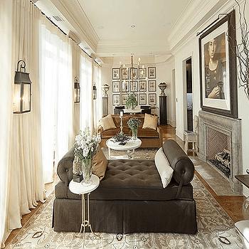 Long Living Room Design] 17 Long Living Room Ideas Home Design ...