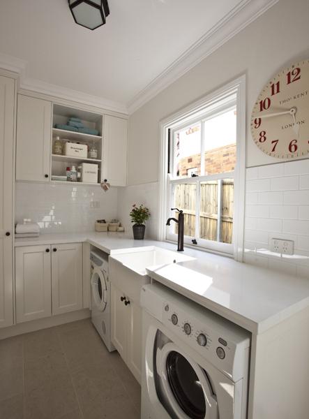 Laundry Room Design Cottage Laundry Room Porchlight Interiors