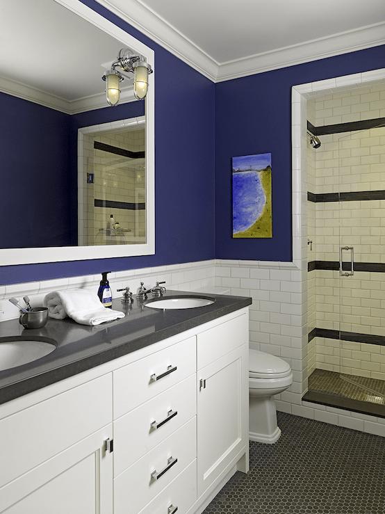 Boys Bathroom Ideas Cottage Bathroom Artistic