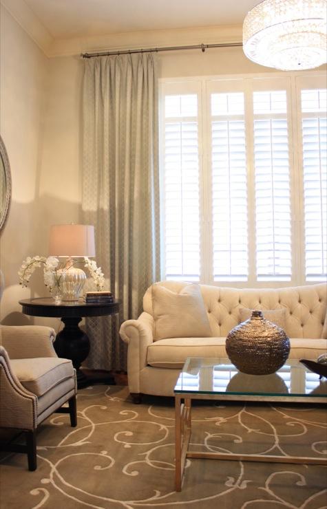 Living Room Benjamin Moore Elmira White