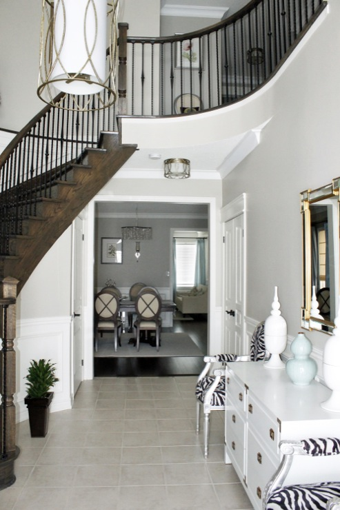 Revere Pewter Pictures Transitional Dining Room