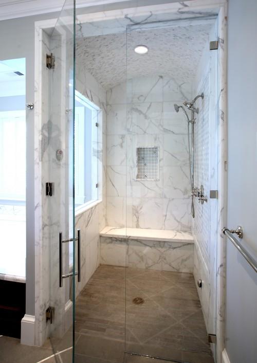 Marble Inset Tiles Design Ideas