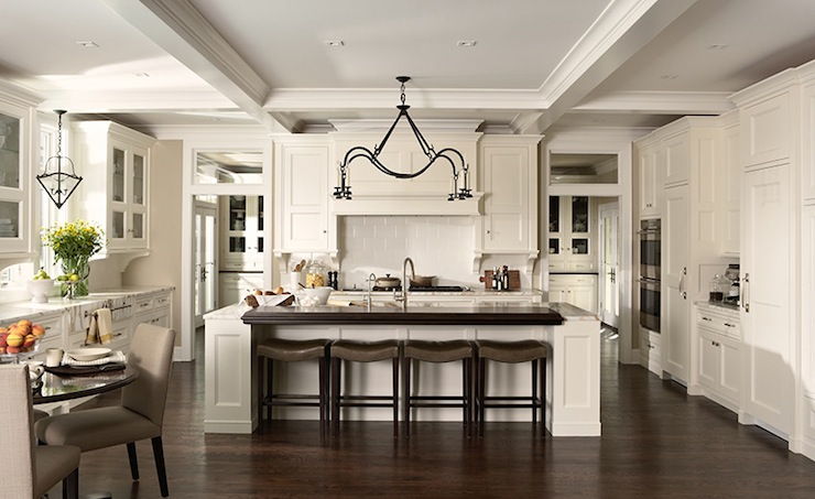 Off White Shaker Kitchen Cabinets Design Ideas