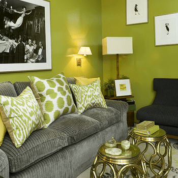 Apple Green Room Cottage Bedroom Sherwin Williams Springtime House Beautiful