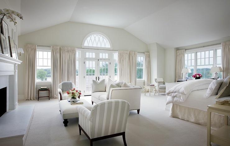Bedroom Lounge Area Traditional Bedroom