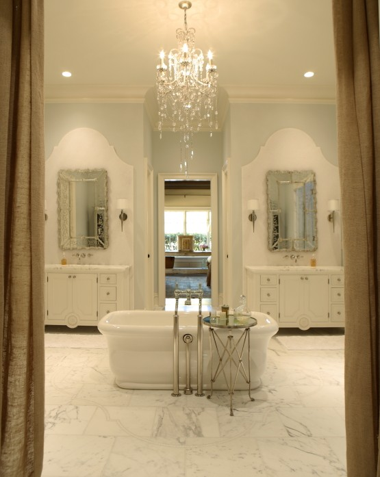 Bathtub Backsplash Ideas Traditional Bathroom