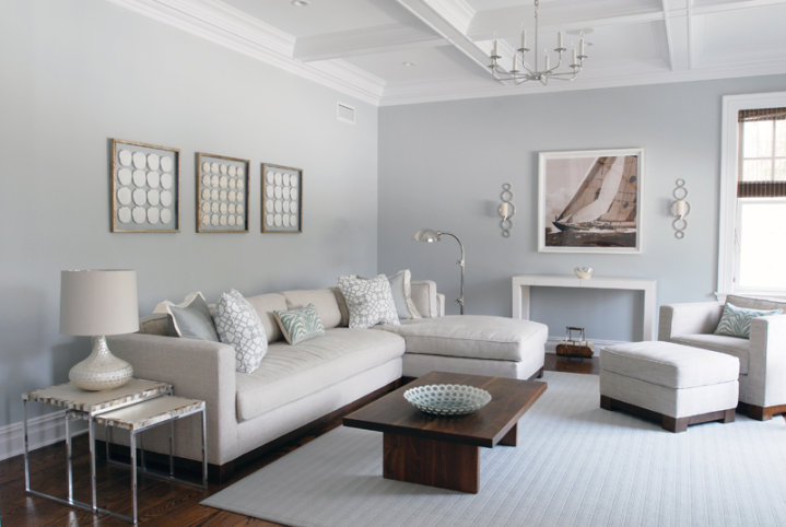 Gray Sofa With Chaise Lounge Design Ideas
