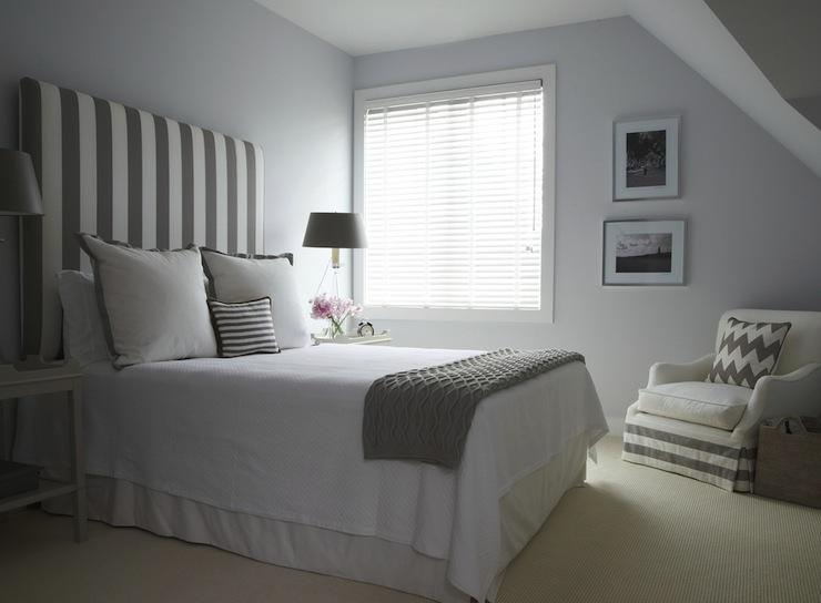 Gray Bedrooms Design Ideas