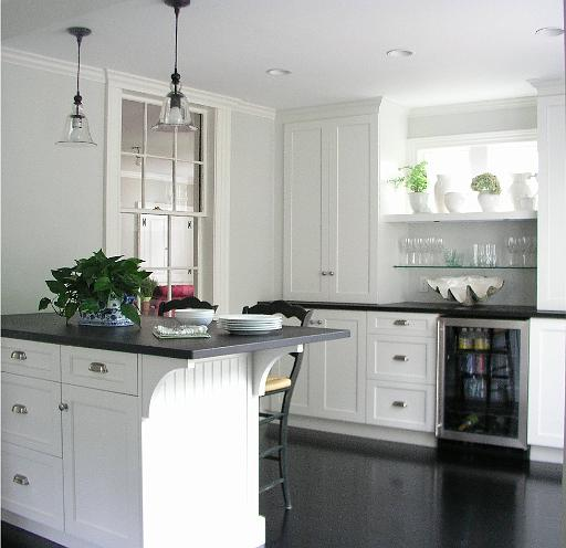 Beachy Kitchen Seaside Kitchen Design Ideas