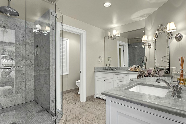 Best Paint Color For Marble Bathroom