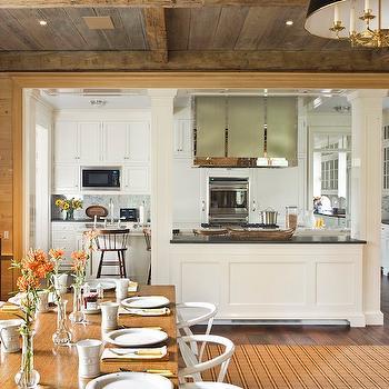 Rustic Dining Nook Design Ideas